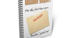 The Insider Report