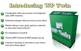 WP Twin: Clone A Blog In Under 57 Seconds